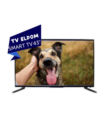 """TV SMART ELDOM 43"""""""