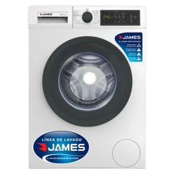 Lavarropas JAMES LR 1007 G2 BL