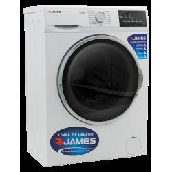 Lavarropas JAMES LR 1008 BL