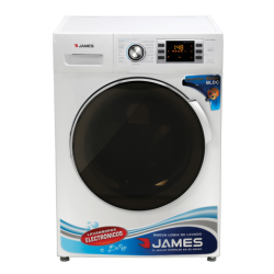 Lavarropa JAMES LR 1016 BL